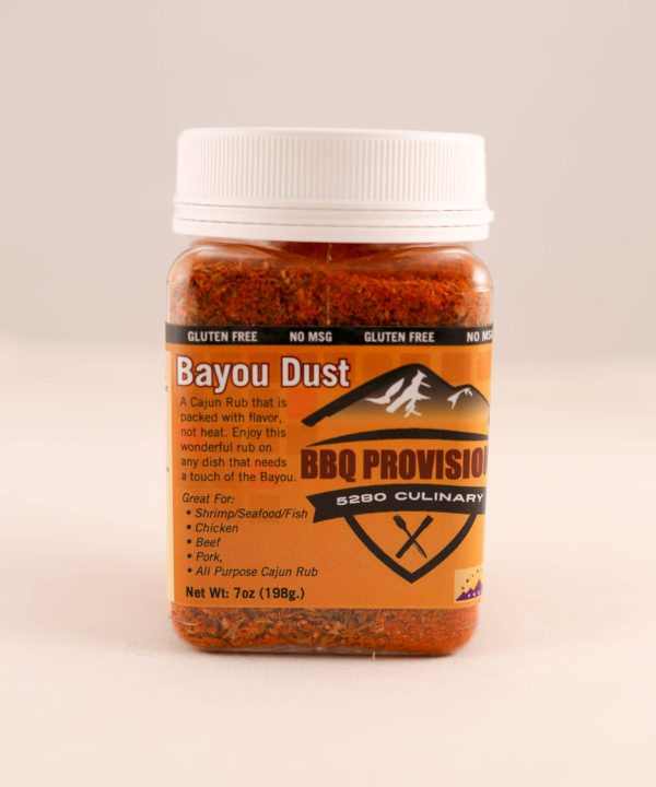 5280 Culinary Bayou Dust Rub