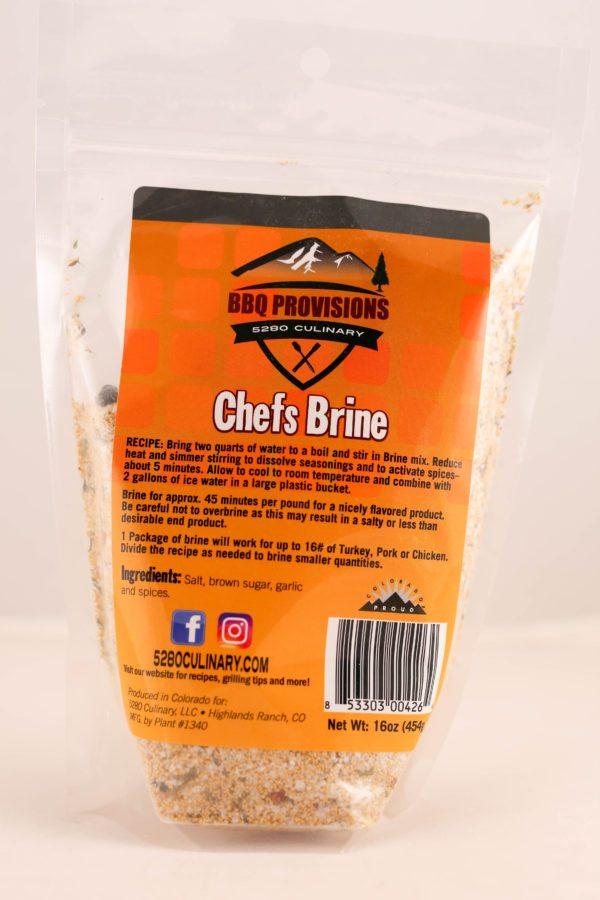 CHEF BRINE