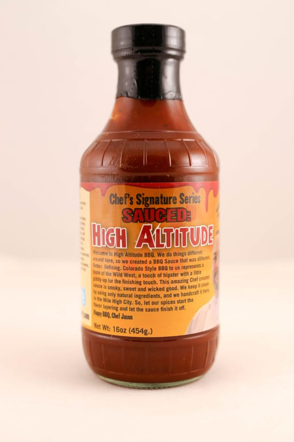 5280 Culinary High Altitude BBQ Sauce