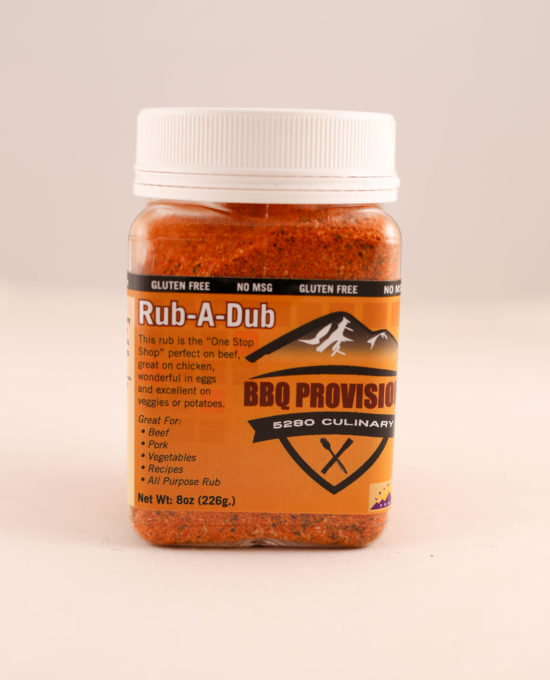 5280 Culinary Rub A Dub