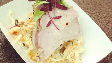 Turkey Slaw Food Photo