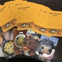 5280 Culinary Gift Cards