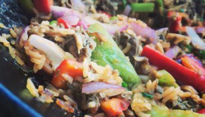 5280 Culinary Brisket Fried Fried Rice