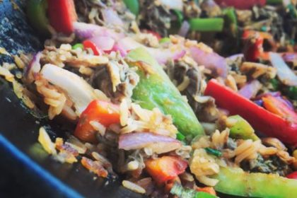 5280 Culinary Brisket Fried Fried Rice
